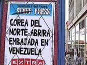 Corea Norte embajada Venezuela.