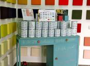 arte Chalk Paint manos