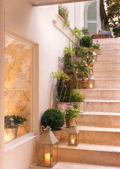 las escaleras dentro de casa paperblog