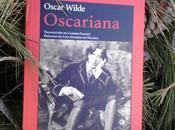 """Oscariana"" Oscar Wilde (Hermida Editores 2014) Letras vena"