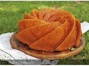Bundt Cake Naranja Almendras Lactosa