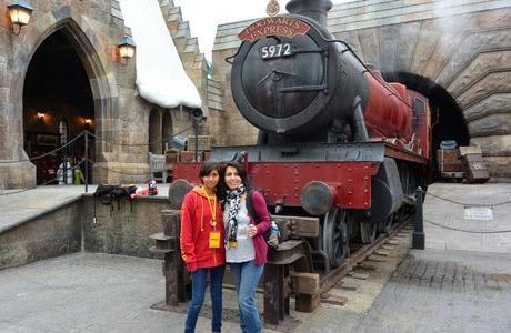 Universal Orlando, Harry Potter, The Wizarding World of Harry Potter, Island of Adventure,
