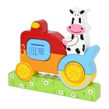 puzzle-de-construccion-vaca