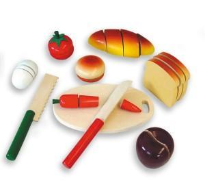 juguete comiditas para cortar que puedes comprar en plazatoy.com
