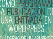 Cómo programar publicación entrada WordPress