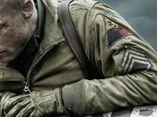Brad Pitt aferra cañón tanque primer póster 'Fury'