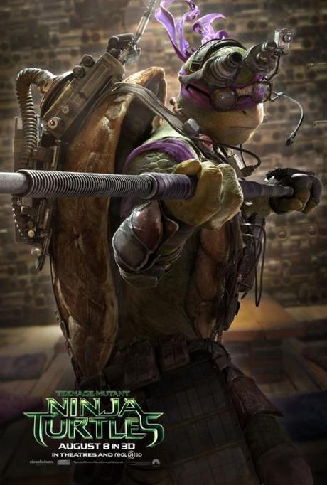 Teenage Mutant Ninja Turtles 4