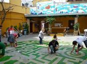 Proyecto Nano Espacios: ayuda mejorar entorno colegios públicos Sevilla