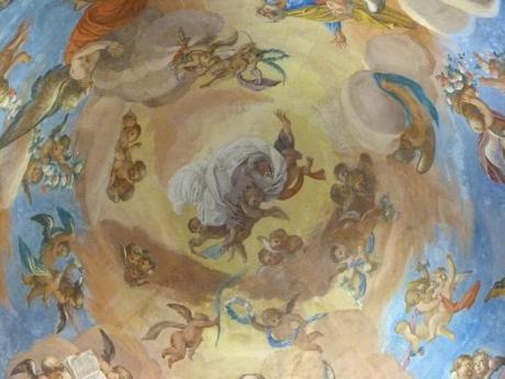 Cúpula de la Ermita de Sant Pau