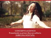 """Jueves julio sala madrid, presentación oficial """"subir montaña"""" marilia"""