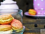 Macarons chocolate blanco corazón frambuesa concurso cumpleblog