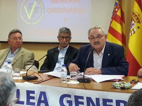 La federaci n de f tbol valenciana celebr su asamblea for Federacion valenciana de futbol