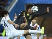 Bélgica vence Corea