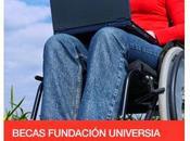 Becas Fundación Universia Capacitas para Accionistas Familiares Banco Santander 2014-2015
