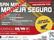 jornada prevención vial Miguel