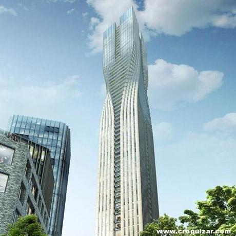 nuevos rascacielos de som en suecia