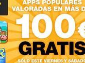Amazon regala euros apps