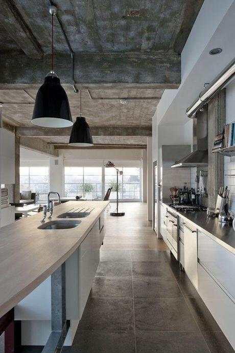 Tendencias en los azulejos y suelo para la cocina paperblog - Azulejos y suelos ...