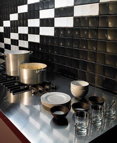 Tendencias en los azulejos y suelo para la cocina paperblog for Azulejos y suelos para cocinas