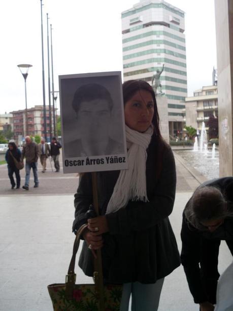 Ejecución sumaria de estudiante de la UTE. Oscar Arros Yañez