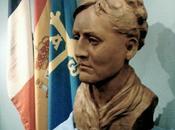 busto Logia: Rosario Acuña regresó Gijón
