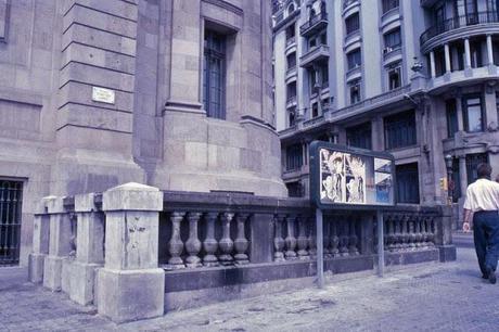 Barcelona estaci n de correos fantasma 29 06 2014 for Oficina de correos barcelona