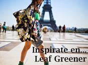 Inspírate en... Leaf Greener