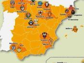 Equipos Liga Adelante 2014-2015.