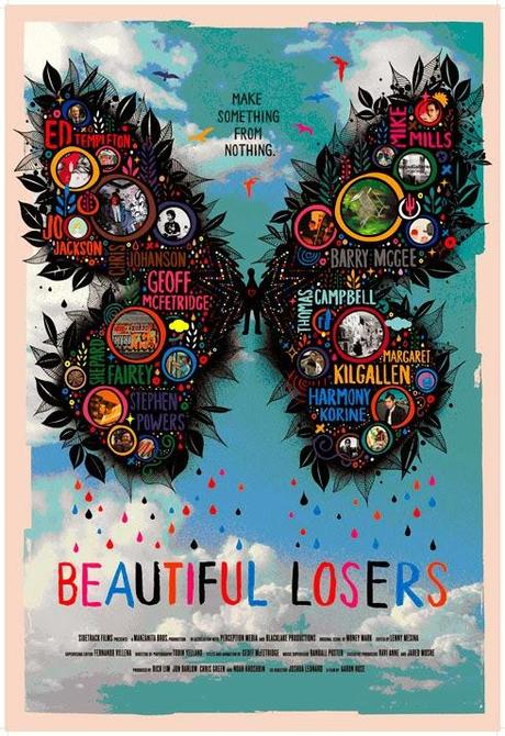 Beautiful Losers #Arteenelcine