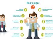 ¿Cómo reducir estrés laboral? #Infografía #Salud #Consejos