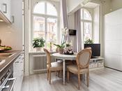 Inspiración Déco: loft estilo clásico romántico