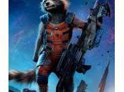 Tres nuevos pósters Mapache Cohete, Groot Gamora para Guardianes Galaxia