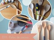 DIY: Personalizando palas cocina