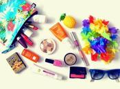 Maquillaje:Neceser verano