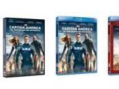 Capitán América: Soldado Invierno agosto DVD/Blu-ray