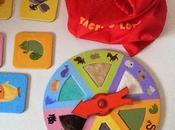 Tactilo loto animales, juego mesa para estimular tacto mucho más.