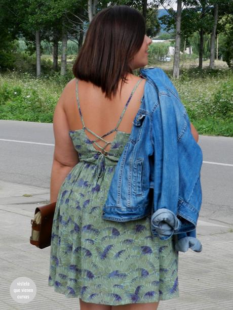 Lavand Dress ¡La talla 46 existe!
