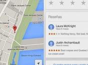 Google Maps conexión internet