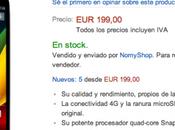 Motorola Moto venta España