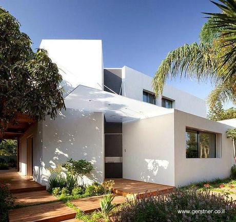 Dise os modernos actuales de casas y residencias paperblog for Casas actuales modernas