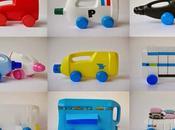 Juguetes Botellas Plástico Reciclado