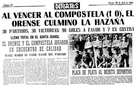 C.D. Ourense y Barbadás: Sobre muertos y