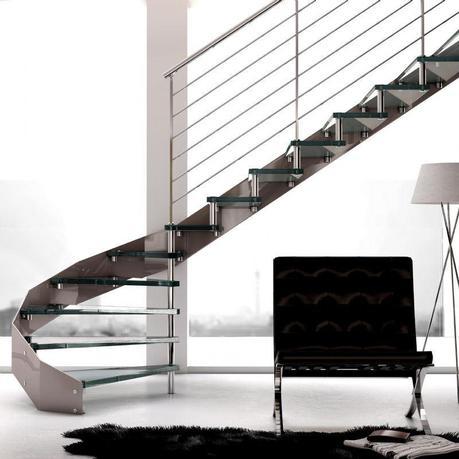 modelos de escaleras para interior funcionales y de diseo with modelos de escaleras