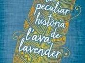 peculiar història Lavender', Leslye Walton