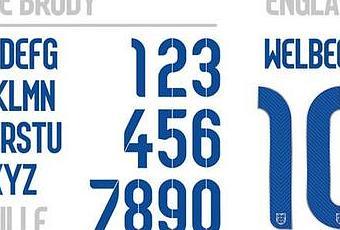 NIKE world cup fonts :: las tipografías en el Mundial de
