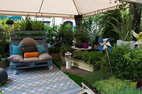Creando un huerto urbano con leroy merl n paperblog - Leroy merlin jardin urbano marseille ...