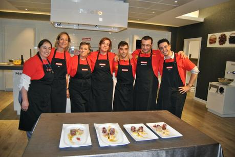 Batalla de chefs paperblog for Equipo para chef