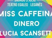 Gigantic Day: Miss Caffeina Dinero Lucia Scansetti Julio; Leganés)