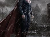 "Primera vistazo oficial superman ""batman superman: dawn justice"""