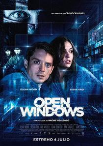 Póster de 'Open Windows'